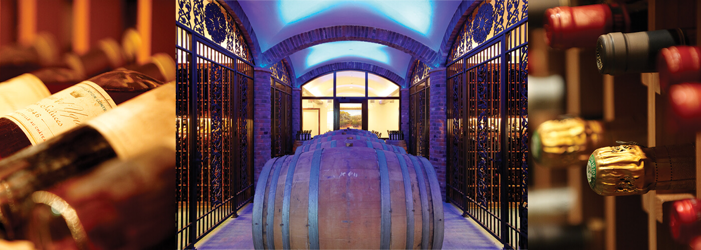 Private Wine Storage Houston - Top Rated Wine Storage Houston